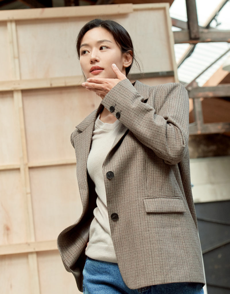 Actress Jun Ji hyun started new company with CEO of her agency Culture Depot