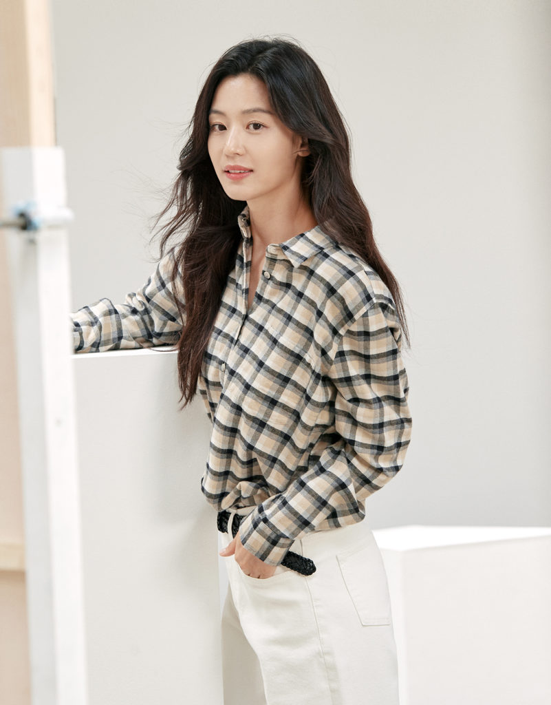 Korean Actress Jun Ji hyun started new business with CEO of her agency Culture Depot